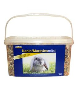 Kaninmusli 3 kg