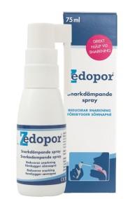 ZEDOPOR - Snarkdämpande spray