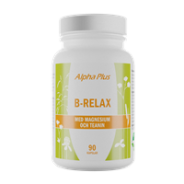 B-Relax 90kap Vegan - Alpha Plus