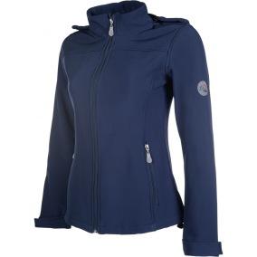 Softshelljacka HKM Norfolk Style - Marinblå