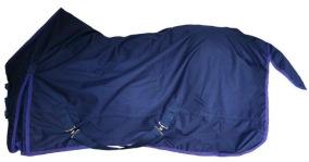 Regntäcke Horse Smart 0g - Marinblå