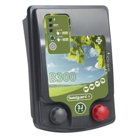 Elaggregat + B300 inkl nätadapter