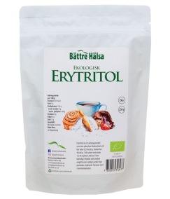 Erytritol 250 g EKO - Bättre Hälsa