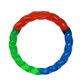 Hundleksak Twistz Ring - Kong