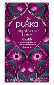 Pukka te - Night Time Berry