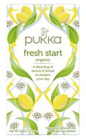Pukka te - Fresh Start - NYHET!