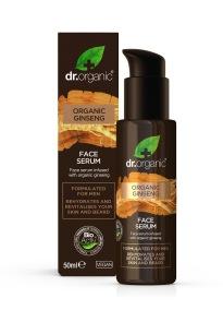 Ansiktsserum Ginseng Man 50 ml - Dr Organic