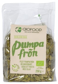 Pumpafrön EKO - Biofood