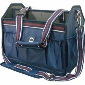 Equipage Grooming Bag Navy - Ryktväska