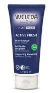 Duschgel Aktiv Fresh For Men, 200 ml, Weleda