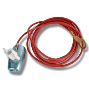 Anslutningskabel + för agg/rep