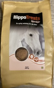 HippoTreats Björnbär/Nypon - Melassfritt hästgodis