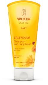 Calendula Shampoo & Body Wash - Weleda