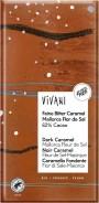 Choklad Mörk Mallorca Fleur de Sel - Vivani