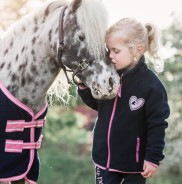 Elsa Fleecetröja för barn - Jacson