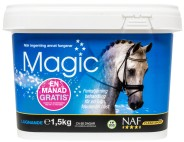 NAF Magic 1,5 kg - få en månad gratis!
