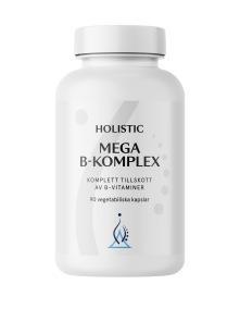 Mega B-komplex 90k – Holistic