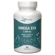Omega EFA 1200 mg 90 kap