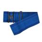 Resårgjord Royalblå