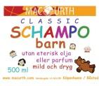Schampo barn 250 ml - MacUrth