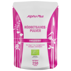 Rödbetsjuicepulver EKO 250g (ger 7 liter juice) - Alpha Plus