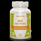 B12 med folsyra 60 tab - Alpha Plus