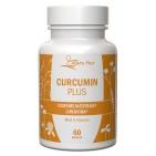Curcumin (gurkmeja) Plus 60k Vegan - Alpha Plus