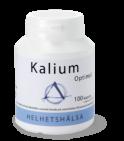 KaliumOptimal 100 kapslar