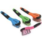 EZI-GROOM Grip Bucket & Hoof Brush