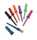 EZI-GROOM Plastic Hoof Oil Brush - Hovpensel med lock
