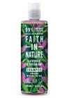 Schampo Lavendel & Geranium 400ml - Faith in Nature