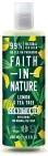 Hårbalsam Citron & Tea Tree 400ml - Faith in Nature