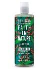 Schampo Aloe Vera 400ml - Faith in Nature