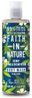 Duschgel Hampa & Meadowfoam 400 ml - Faith in Nature