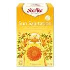 Yogi Tea – Sun Salutation Te 17p KRAV EKO