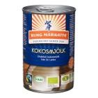 Kokosmjölk 400ml KRAV EKO - Kung Markatta