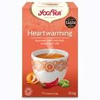 Yogi Tea – Heartwarming Te 17p KRAV EKO