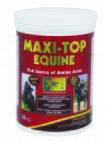 Maxi-Top Equine 1,5 kg - Aminosyror för muskelmassa - TRM