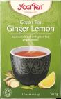 Yogi Tea – Green Tea Ginger Lemon