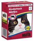 Bozita Katt - Bitar i Gelé med Nötfärs 370g