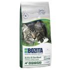 Bozita katt - Active o Sterilised GF Lamm 2kg