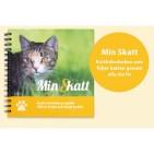 Min skatt - Katthälsoboken som följer katten genom alla nio liv