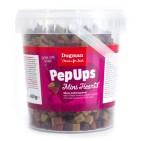 Pep Ups Mini Hearts 450g Kyckling & Vilt - hundgodis