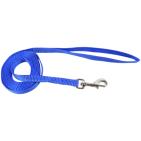 Hundkoppel Puppie Nylon Royalblå