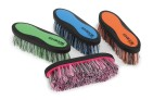 EZI-GROOM Grip Dandy Brush - Rotborste