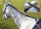 Gräsätartygel - Hjälptygel för envist betande ponnyer