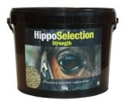 HippoSelection Mineralfoder Strength - Skickas ej, endast avhämtning