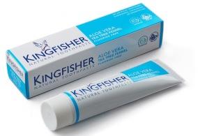 Kingfisher Aloe TeaTree & Fänkål (flourfri) Tandkräm