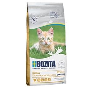 Bozita kattunge - Kitten GF Kyckling 10kg - Skickas ej, endast avhämtning