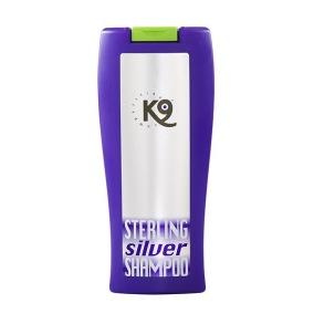 Hundshampo - K9 Sterling Silver